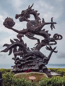 Yalong Bay Tropic Paradise Forest Park Statue