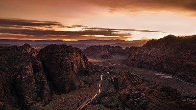 Snow Canyon © 2020 Dan Burke.  All rights reserved.