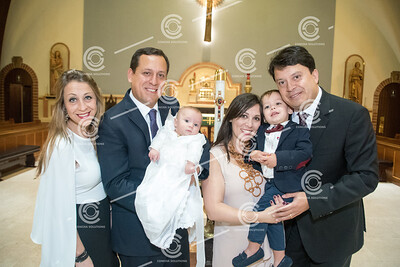 Ignacio's Baptism