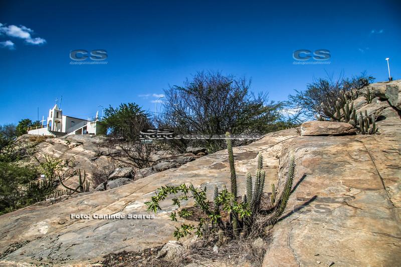 Capela na Ilha de Santana