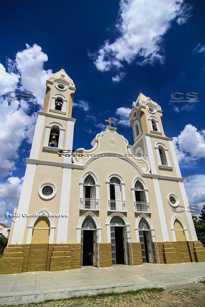 Igreja matriz de Nossa Senhora de  Sant´Ana