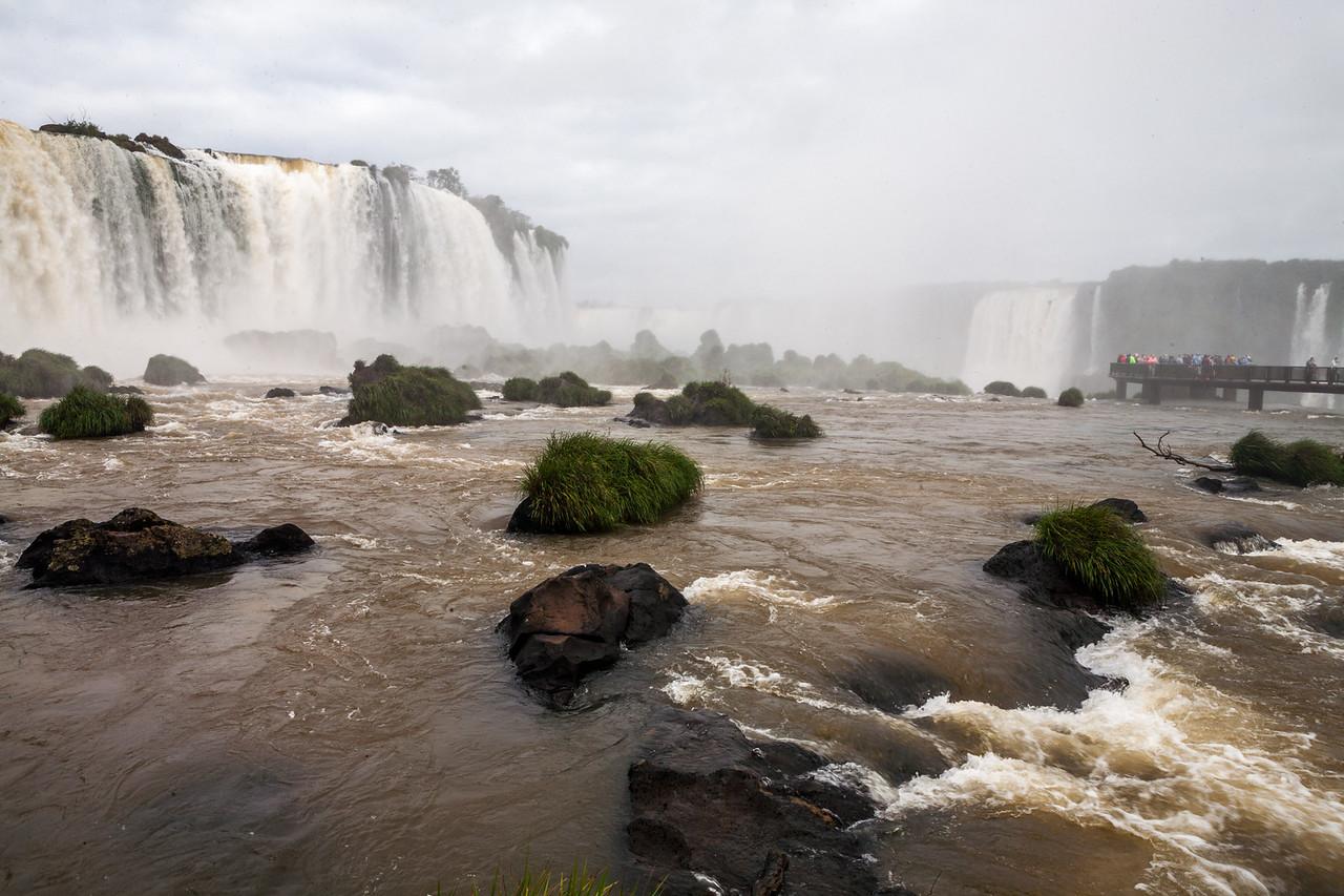 Iguaçu Falls, Brazil