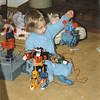 Matthew Christmas (Rocken Sockem Robots smaller) 1985