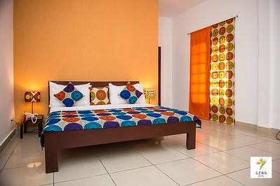 Ilewa Hotel - Chambre 202