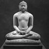 Buddha _ bw