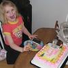 6th birthday cake!
