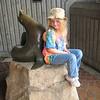 Posing at the Seattle Aquarium