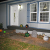 All setup and ready for trick or treaters