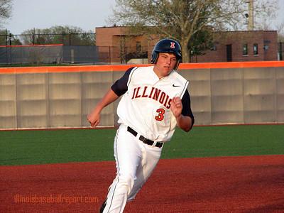 2010 Illini Baseball