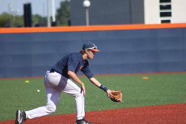 2012 Illini Baseball