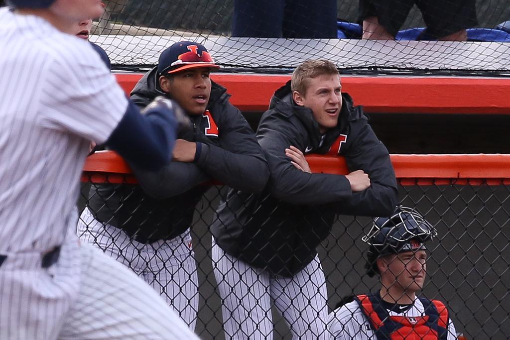 Watching a Bren Spillane homer leave the ballpark