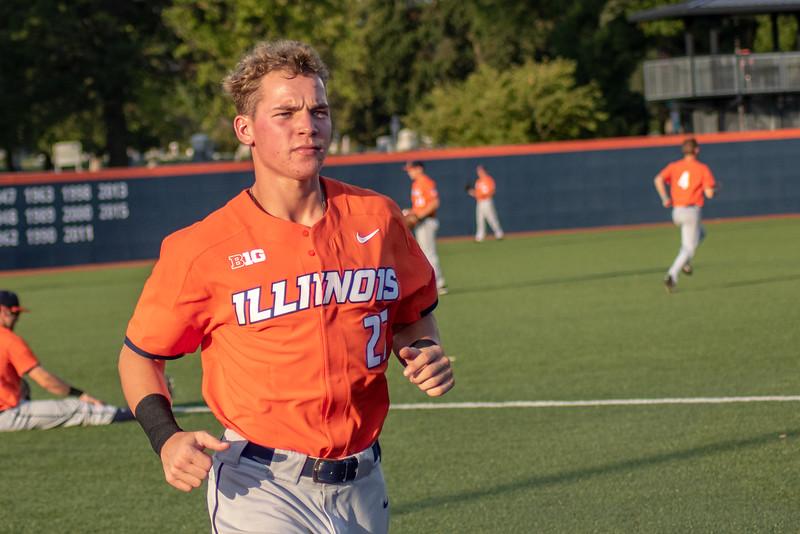 2018-2019 Illinois Baseball