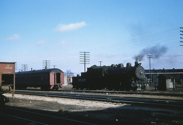 ICRR 36 - Jan 29 1958 - 0 8 0 no  3547 at Carbondale ILL