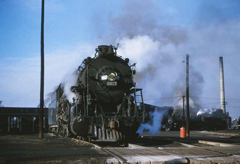 ICRR 7 - Dec 22 1954 - 2 8 4 no  8017 at Fulton KY
