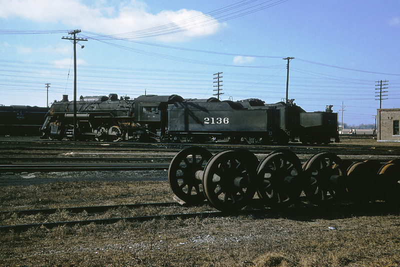 ICRR 44 - Jan 29 1958 - 2 8 2 no  2136 stored at Carbondale ILL