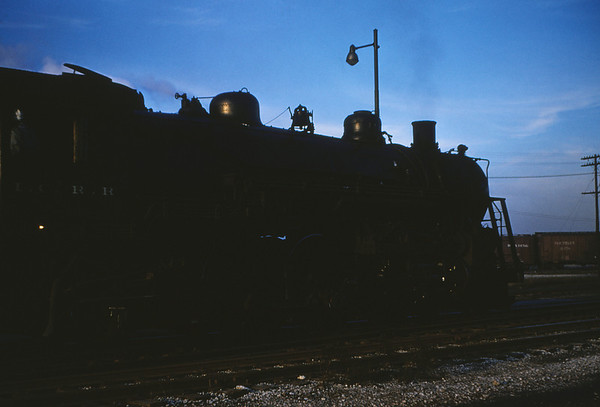 ICRR 12 - Dec 30 1954 - 4 6 2 no  1155 at relay depot  East St Louis ILL