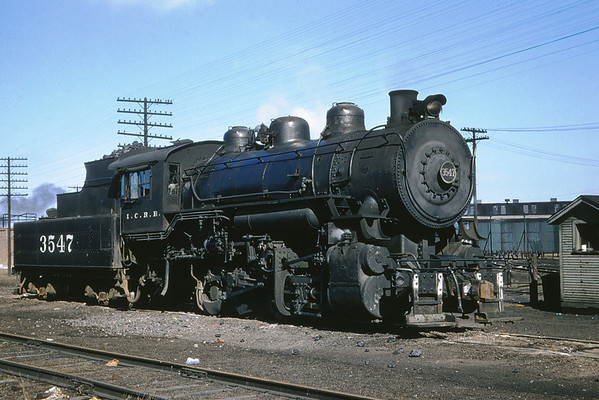 ICRR 39 - Jan 29 1958 - 0 8 0 no  3547 at Carbondale ILL