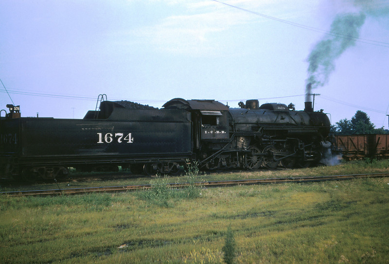 ICRR 74 - Jun 20 1958 - 2 8 2 no  1674 at Carbondale ILL