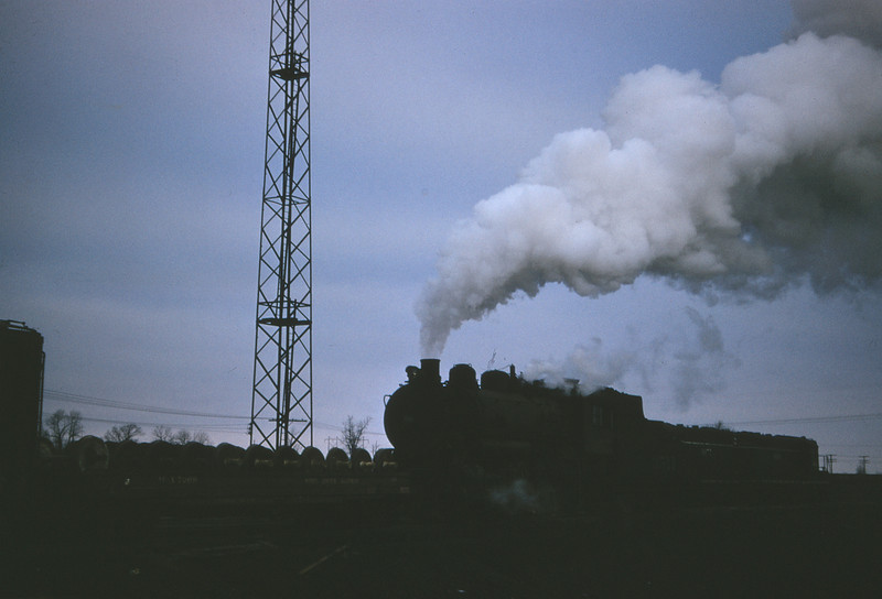 ICRR 26 - Jan 29 1958 - 0 8 0 no  3511 in yards south of Centralia ILL