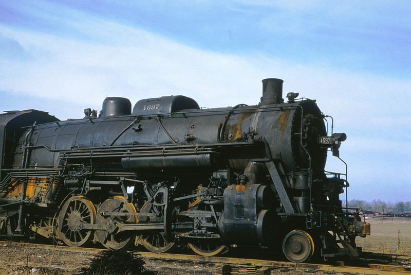 ICRR 31 - Jan 29 1958 - 2 8 2 no  1697 stored at Carbondale ILL