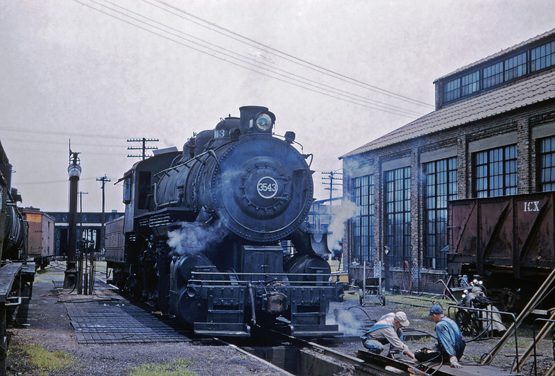 ICRR 65 - Jun 18 1958 - 0 8 0 no  3543 at Carbondale ILL