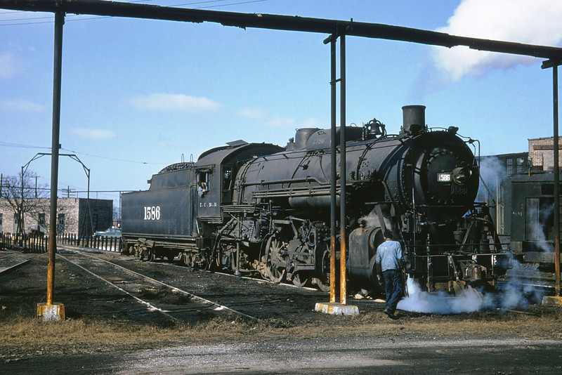 ICRR 41 - Jan 29 1958 - 2 8 2 no  1586 at Carbondale ILL