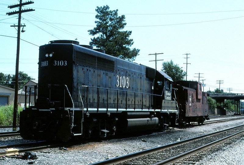 ICRR 97 - Jul 2 1994 - no  3103 Dyersburg TENN