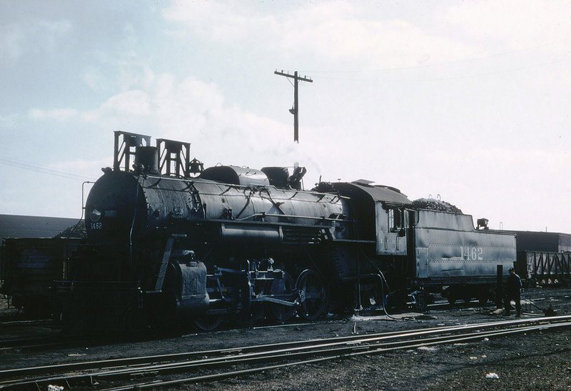 ICRR 37 - Jan 29 1958 - 2 8 2 no  1462 at Carbondale ILL
