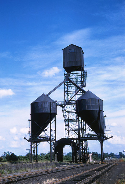 ICRR 73 - Jun 20 1958 - Coaling Tower north of Fulton KY