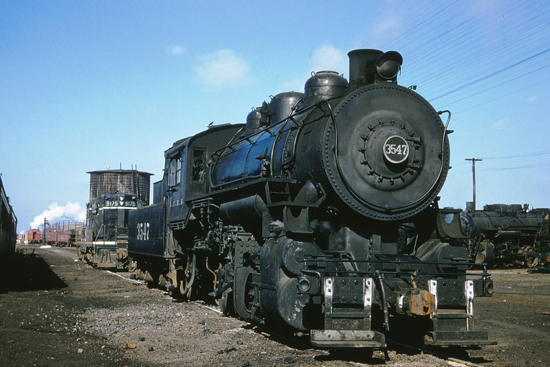 ICRR 40 - Jan 29 1958 - 0 8 0 no  3547 at Carbondale ILL