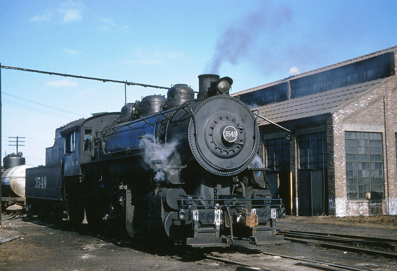 ICRR 38 - Jan 29 1958 - 0 8 0 no  3549 at Carbondale ILL