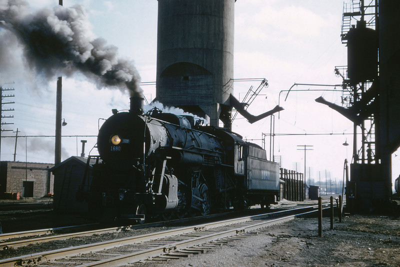 ICRR 46 - Jan 29 1958 - 2 8 2 no  1680 at Carbondale ILL