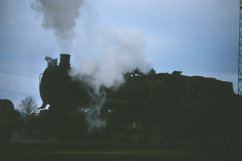 ICRR 29 - Jan 29 1958 - 0 8 0 no  3511 in yards south of Centralia ILL