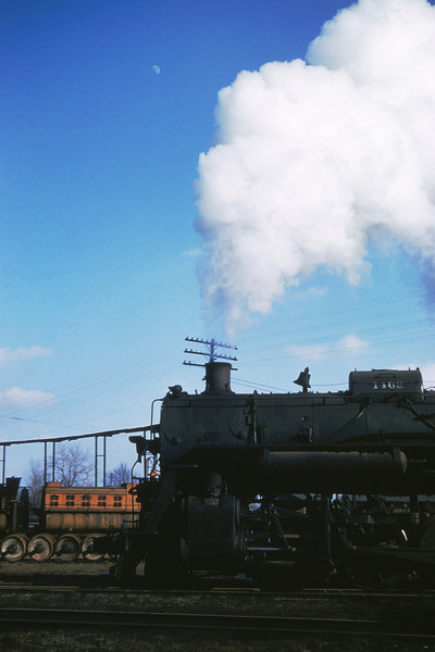 ICRR 53 - Jan 29 1958 - 2 8 2 no  1462 rat roundhouse Carbondale ILL