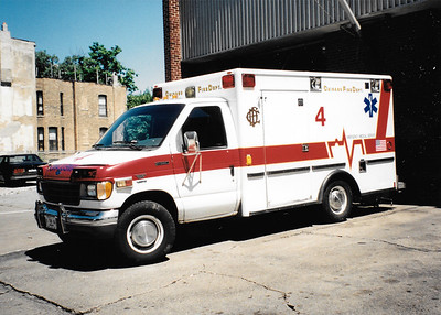 X-Ambulance 4 C-847 1993 Ford/Wheeled Coach Added 3/17