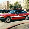 X Battalion 23 A-412<br /> 1996 Ford Crown Victoria