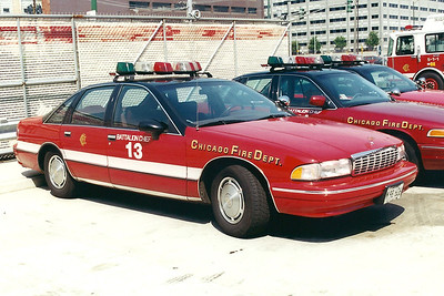 X-Battalion 13 A-401 1994 Chevrolet Caprice