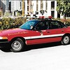 X Battalion 2 A-403<br /> 1996 Ford Crown Victoria<br /> Photographed 2000<br /> Uploaded 6/16