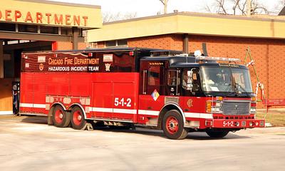 CFD Haz-Mat 5-1-2 (O'Hare Field)