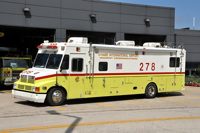 Command Van 278 (O'hare Airport)