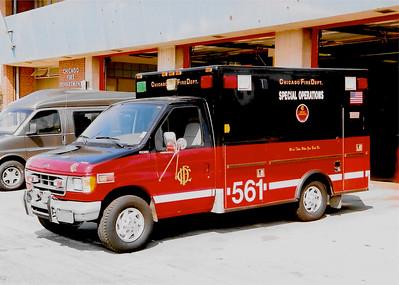Chicago, IL 5-6-1 C-952 1999 Ford McCoy-Miller Uploaded 6/16