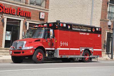 Chicago, IL Haz-Mat 5-1-1A