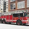 Chicago, IL <br /> Truck 2 E-317<br /> 2002 Pierce Dash 100'<br /> 13422-01<br /> Scanned 7/16