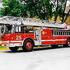 X Truck 25 E-230 <br /> 1980/1995 Seagrave 100'<br /> K-75282-77622<br /> Added 8/16