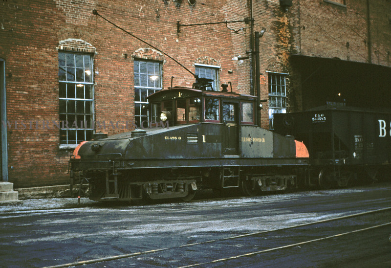 ITS 53 - Jan 2 1955 - Illinois Power Co No 1 ex ITS No 1551