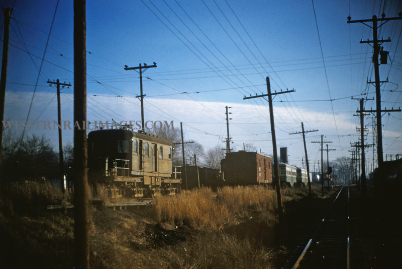 ITS 29 - Jan 2 1955 - scene at edwardsville yards ILL