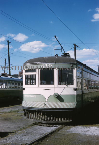 ITS 227 - Jun 21 1958 - Car 410 in yards - Granite City ILL