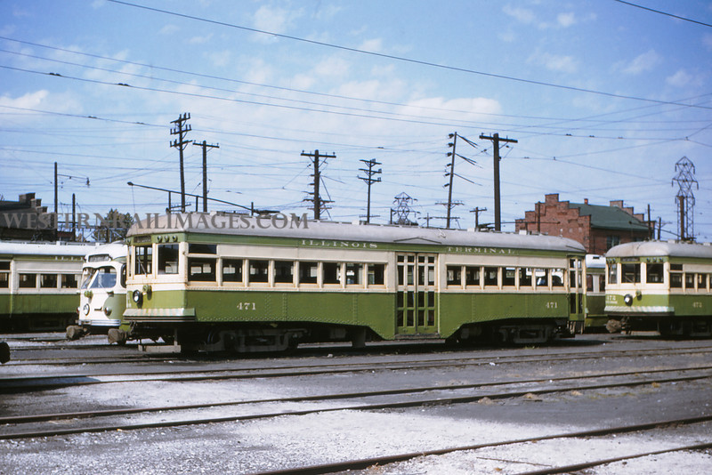 ITS 4 - Sep 19 1954 - Car 471 Granite City Local ILL