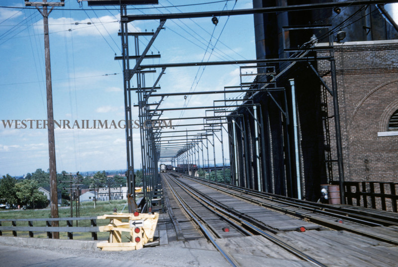 ITS 217 - Jun 21 1958 - old mainline E of McKinley Bridge St Louis MO