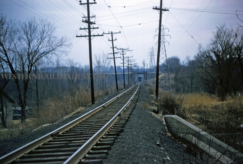 ITS 97 - Dec 28 1955 - looking south N of Edwardsville ILL